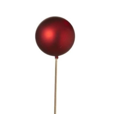 2''Deco_Ball_red