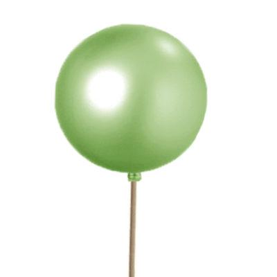 5''Orna_Ball_apple_green