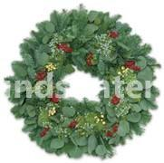Fresh Wreaths - USA Grown