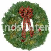 Tartan Tradition Wreath 26