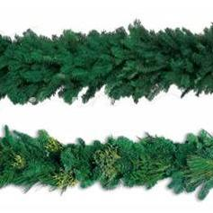 Fresh Garlands - USA Grown